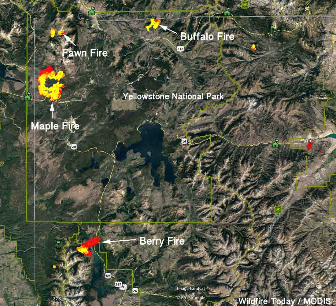 Grand Teton National Park Archives Wildfire Today
