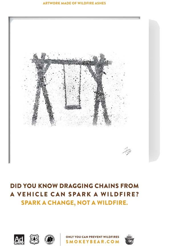 wildfire prevention fire