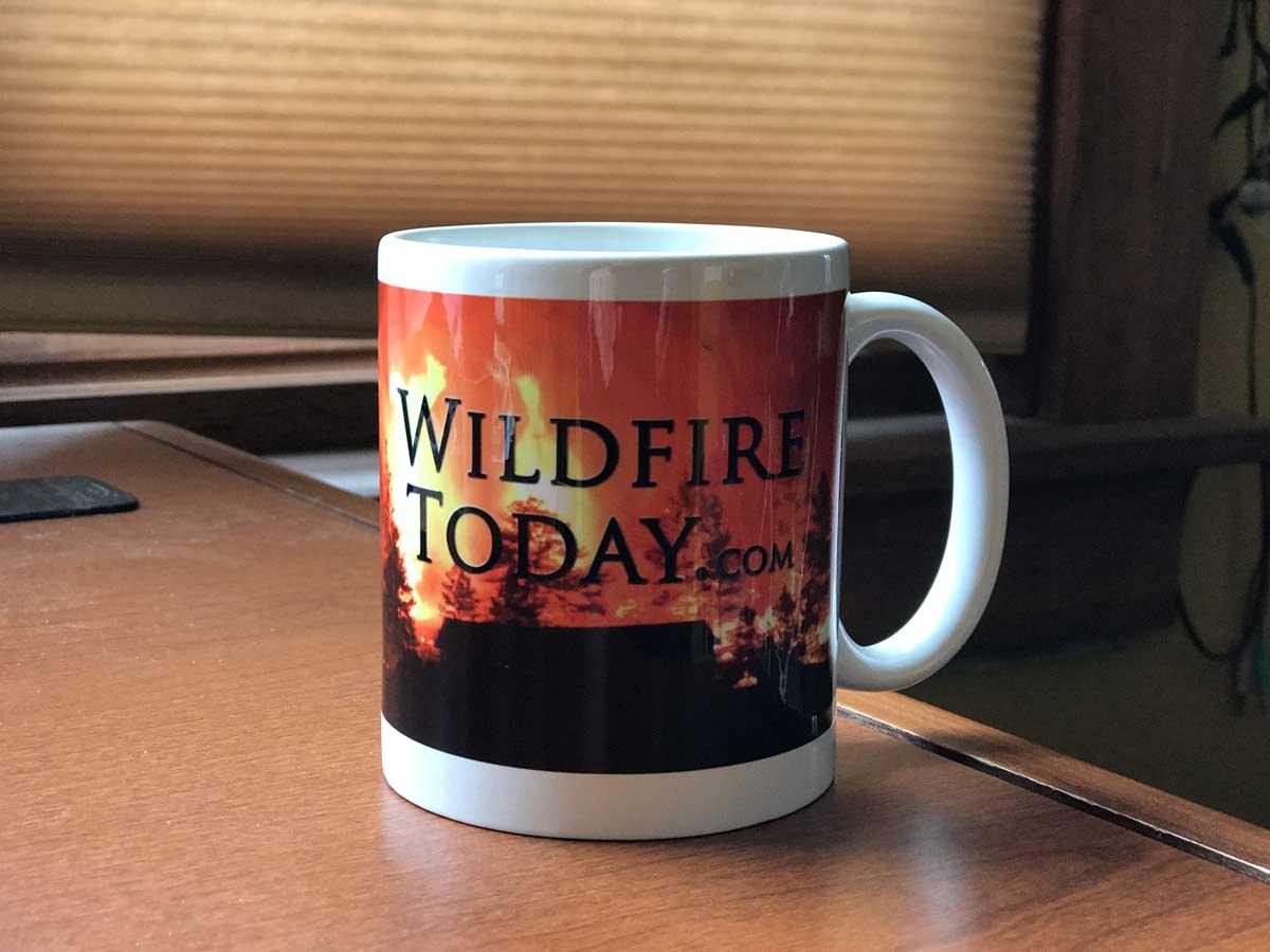 wildfire today mug portrait mode