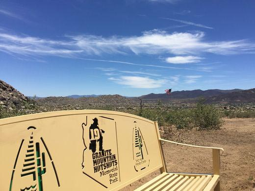 Granite Mountain Hotshots Memorial State Park