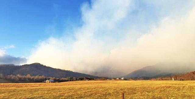 Mt. Pleasant Fire