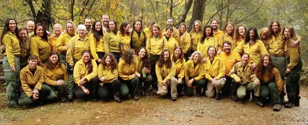 Women-in-Fire Training Exchange