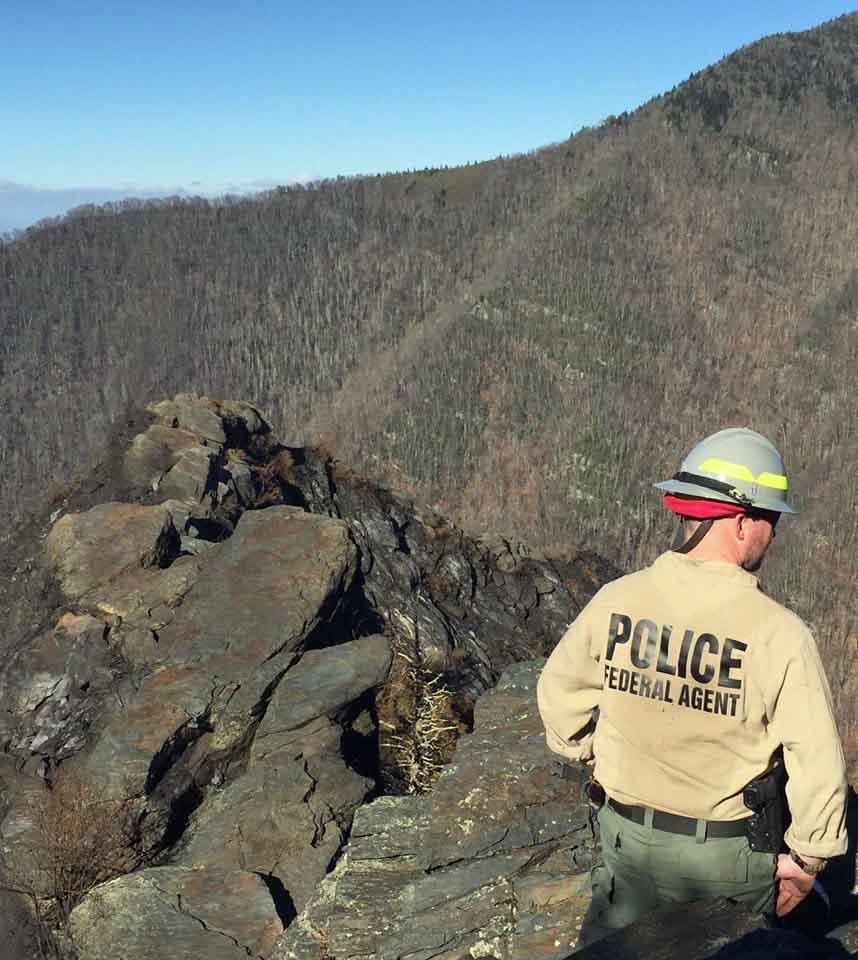 investigator national park service