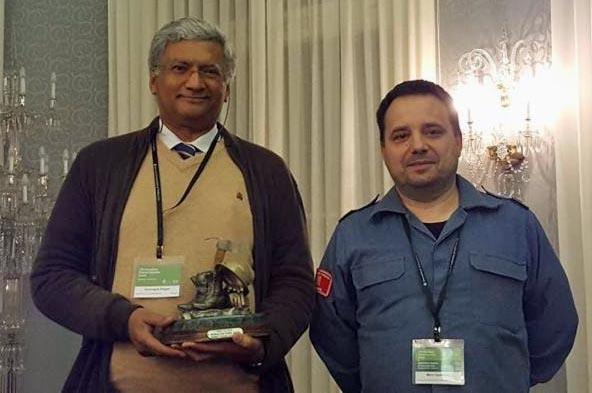 Safety Award wildland fire