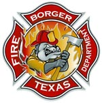 Borger Fire Department Texas