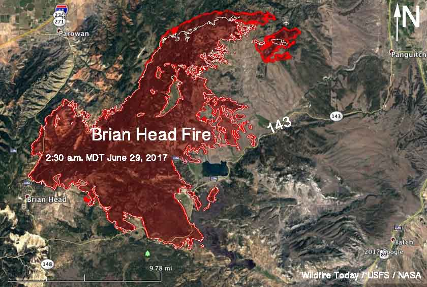 Brian Head Fire Archives   Wildfire Today
