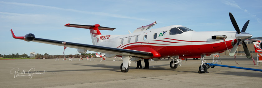 Colorado's Pilatus PC12 N327F