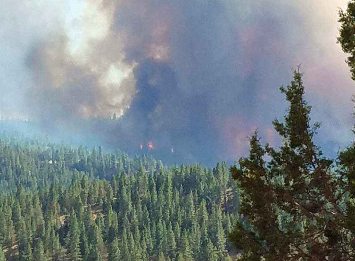 Wildfires in Modoc County, California add another 11,000 acres