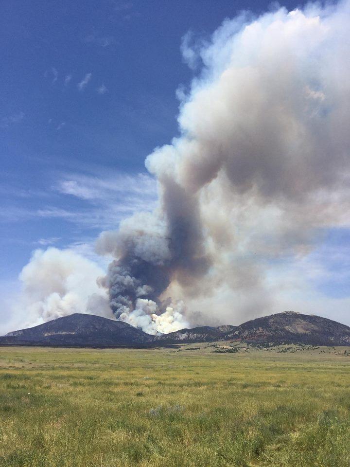 July Fire, July 6, 2017