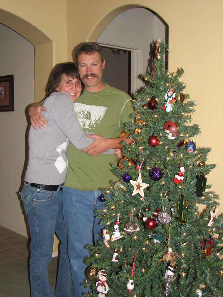 Amanda and Eric Marsh