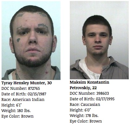 Two Inmates Escape From Washington Wildfire Crew
