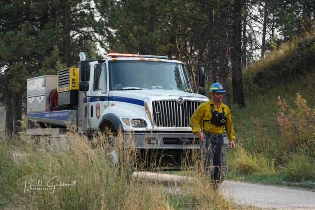 Beaver Fire engine