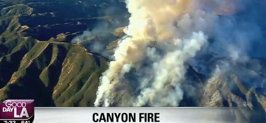 canyon Fire