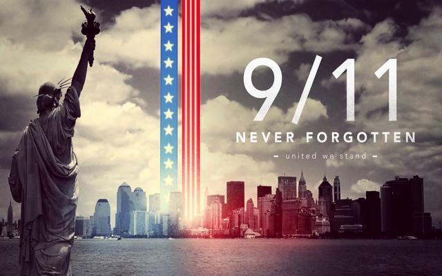 never forgotten 9/11