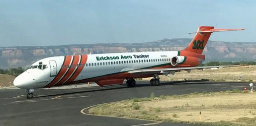 air tanker 101 MD-87