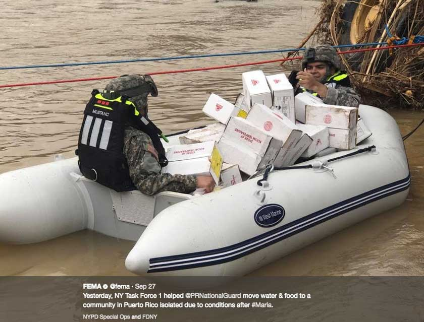 New York Task Force 1 Puerto Rico