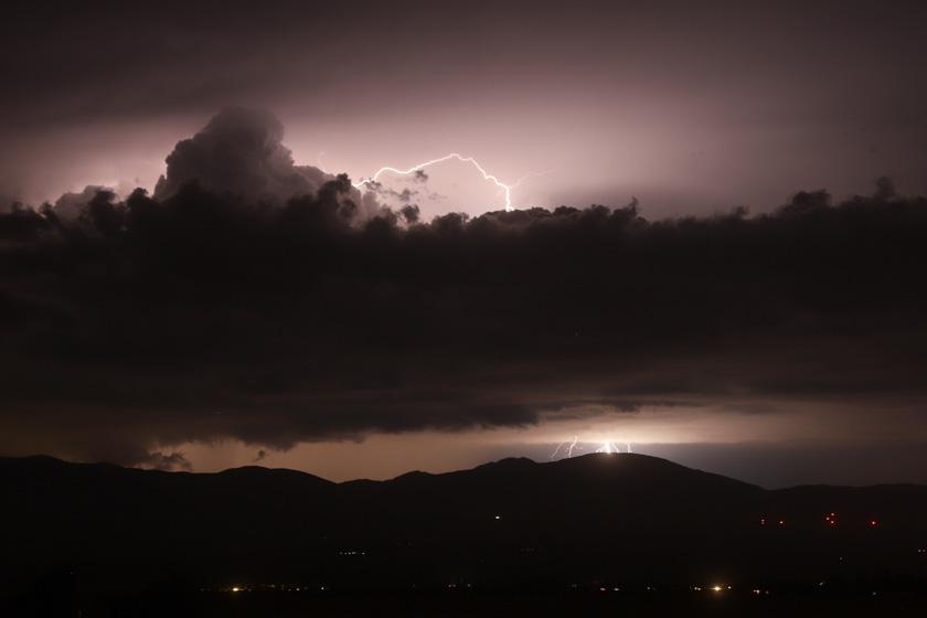 lightning Jeff Zimmerman