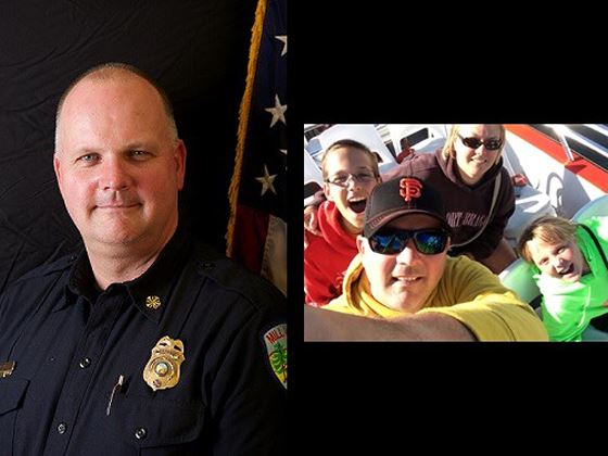 Mill Valley Fire Chief Tom Welch, a resident of Santa Rosa, has lost his family home due to the wildfires burning this week in Northern California.
