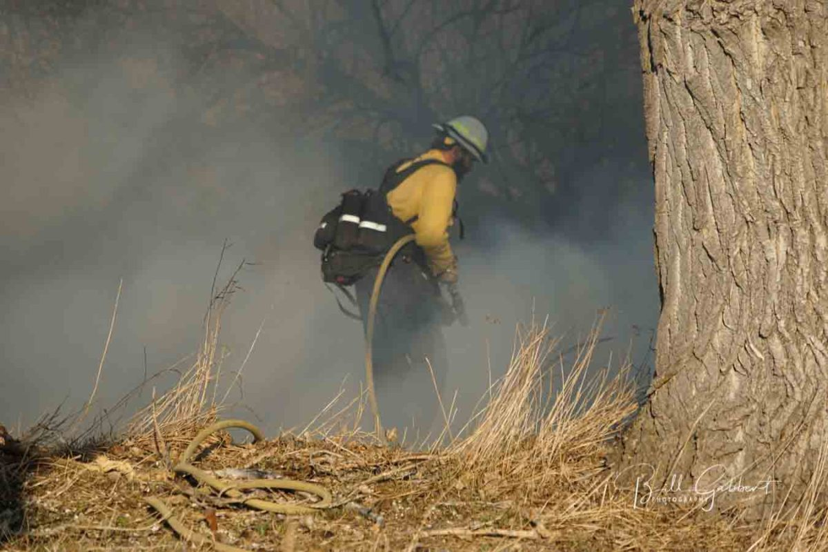 smoke firefighter health cancer wildfire