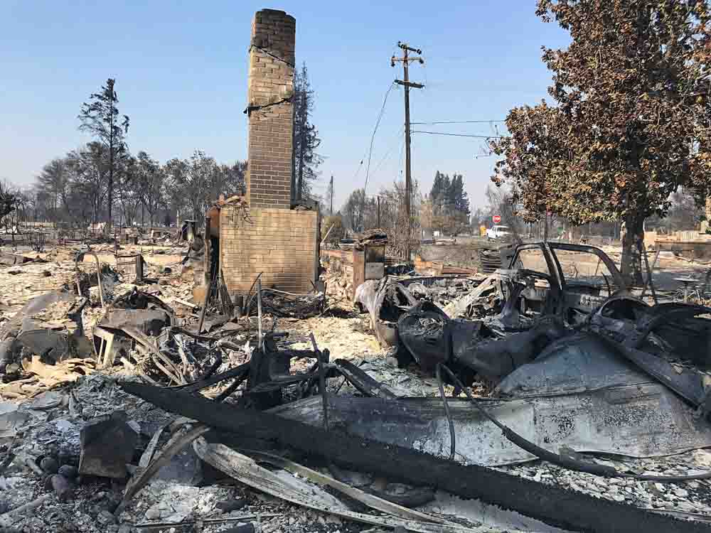 A perspective on Northern California wildfires from the eyes and lens of a fire photographer