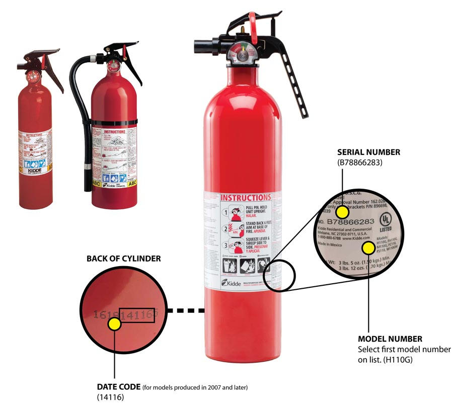 37 million fire extinguishers may not work — Kidde issues recall