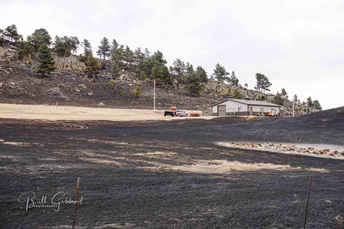 Update on Legion Lake Fire in the Black Hills