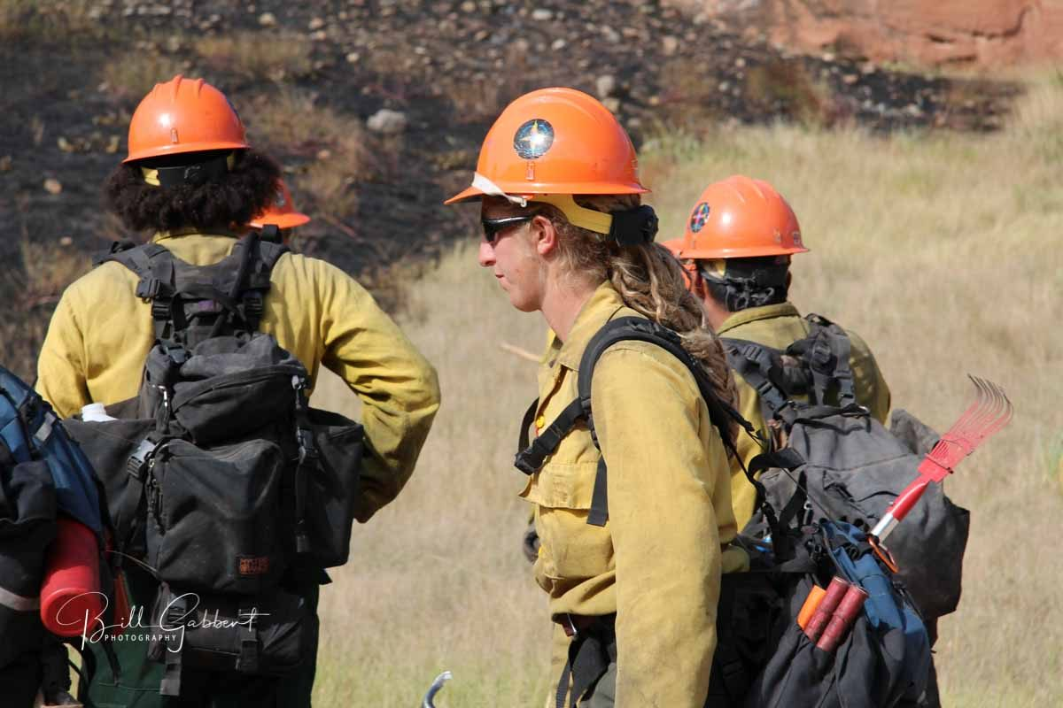 Shep Canyon Fire