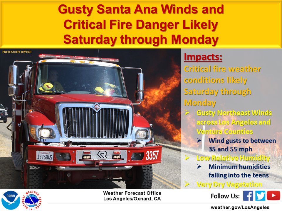 wildfire red flag warning weather wind