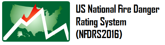 National Fire Danger Rating System 2016