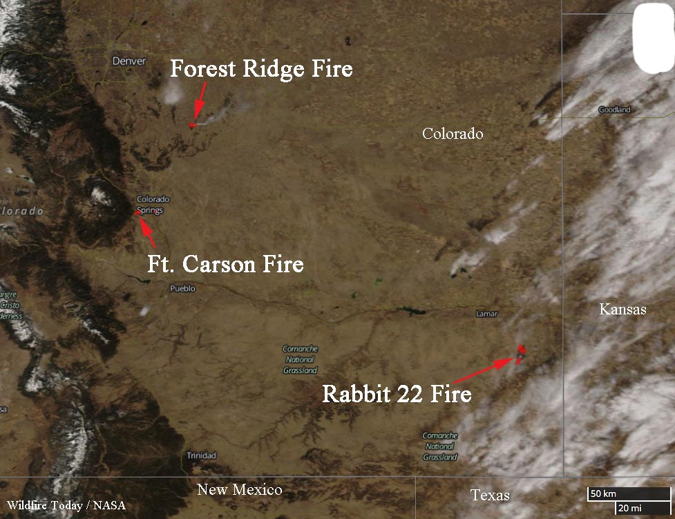 ColoradoFires_white_3 4 2018   Wildfire Today