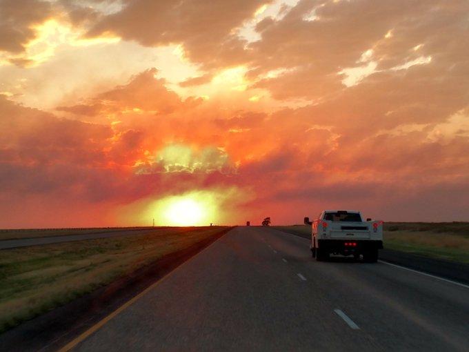 Hotshots Mallard Fire