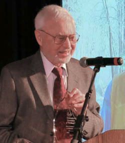 Dick Rothermel fire research Ember Award
