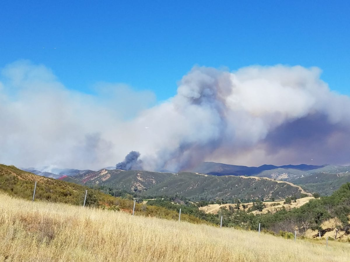 Pawnee Fire progress, but challenges predicted for weekend