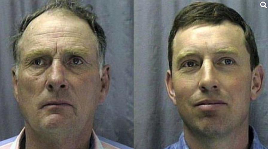 Dwight and Steven Hammond