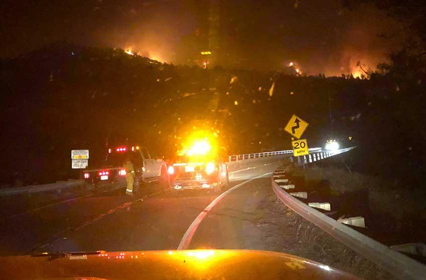 Carr Fire Igo