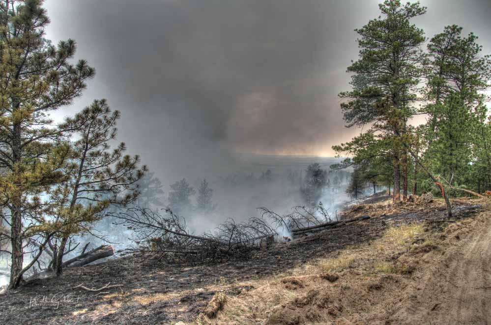 Cottonwood Fire Chadron Nebraska