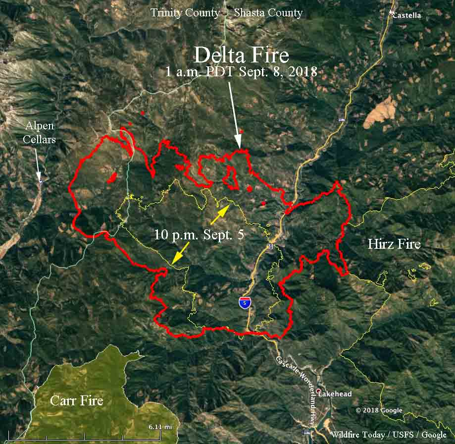 DeltaFire_1amPDT_9 8 2018   Wildfire Today