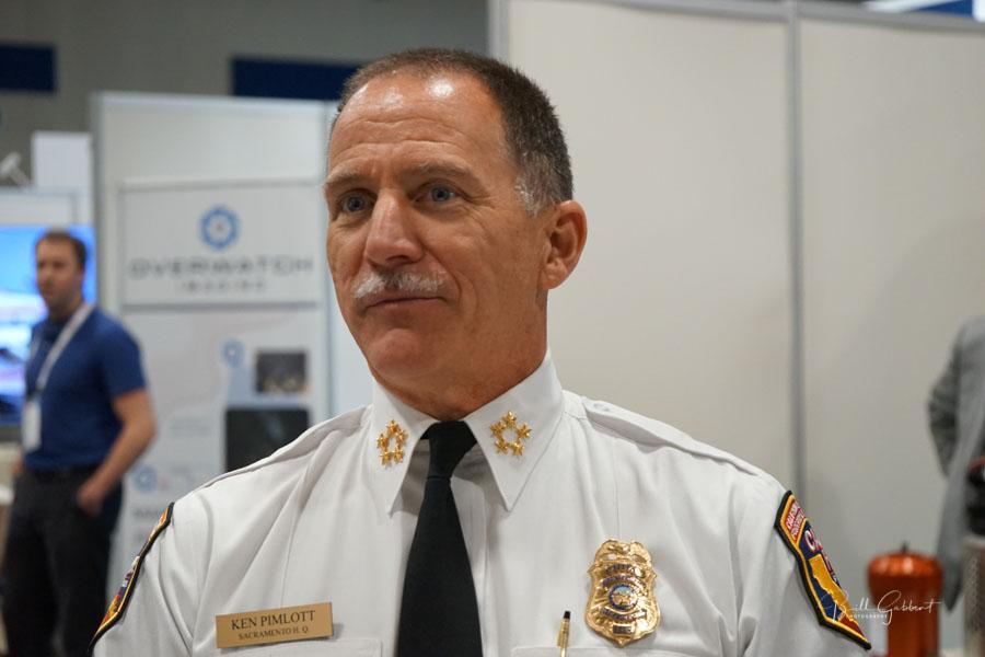 L FIRE Chief Ken Pimlott