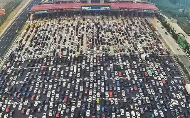 Traffic Bejing