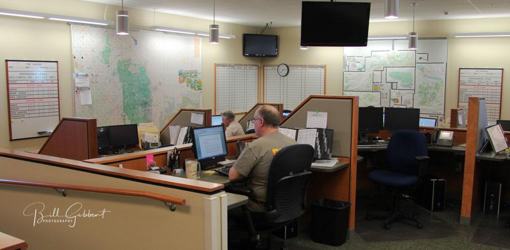 Great Plains Dispatch office