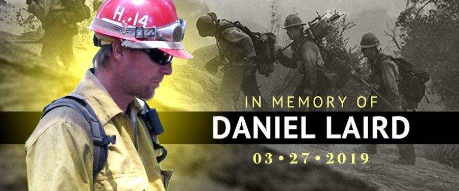 Daniel Laird memorial