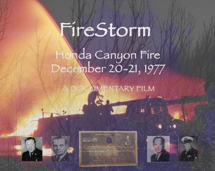 Firestorm Documentary Honda Canyon Fire