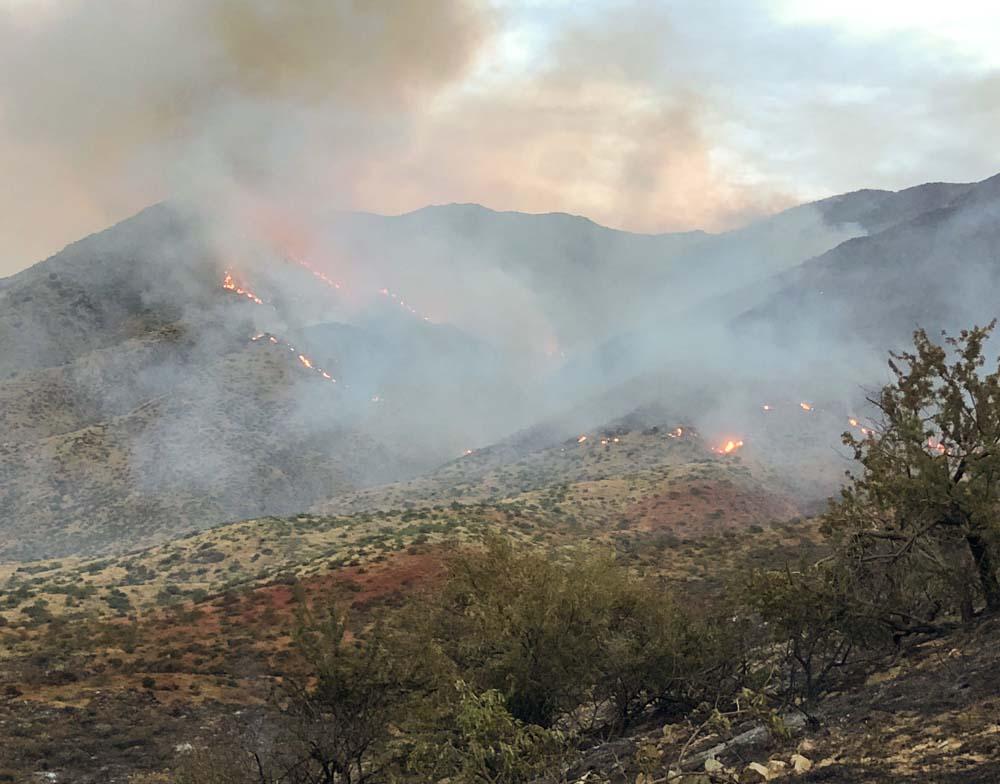 Woodbury Fire, June 10, 2019