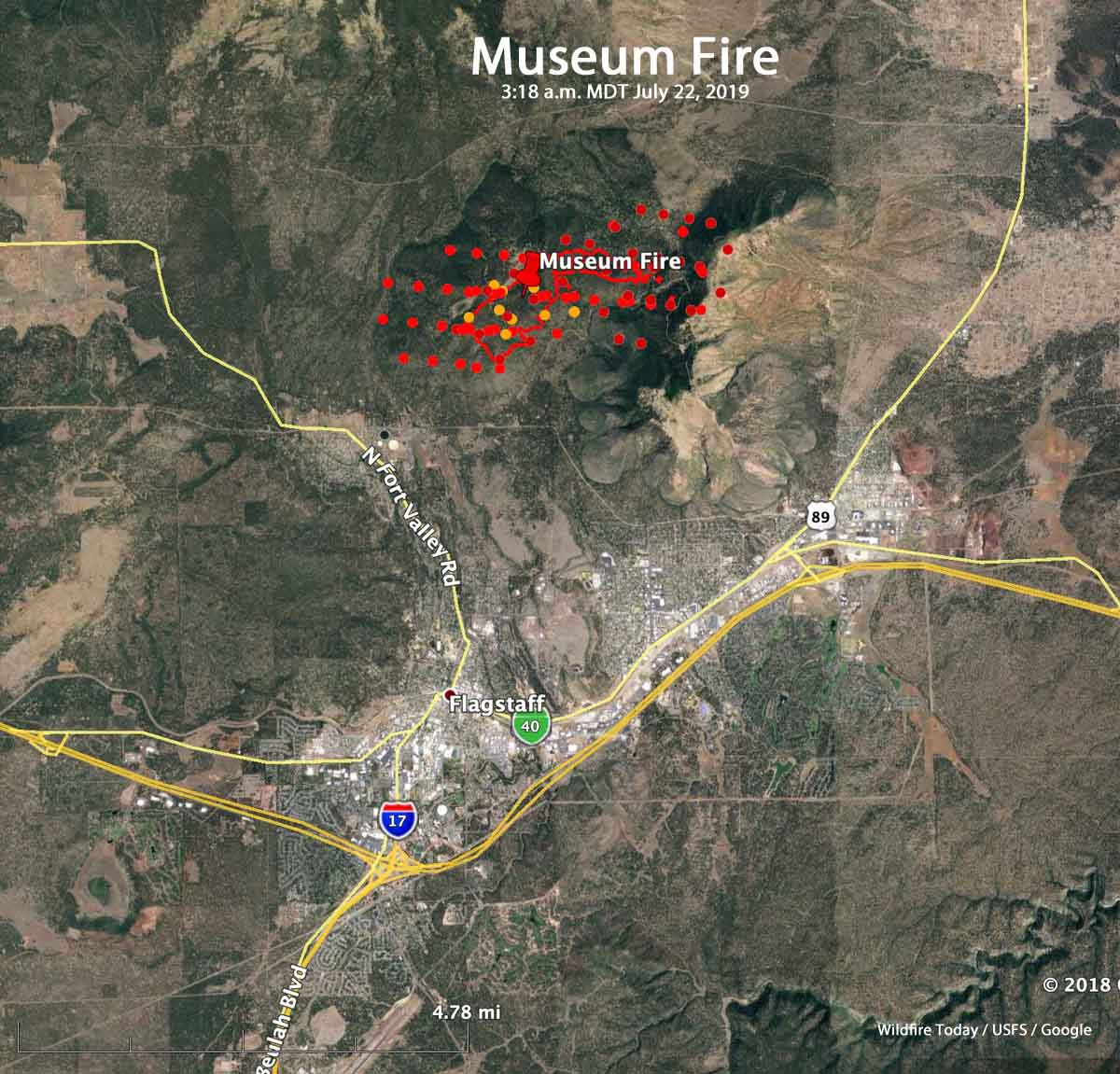 Map Of Arizona Fires 2015.Arizona Archives Wildfire Today