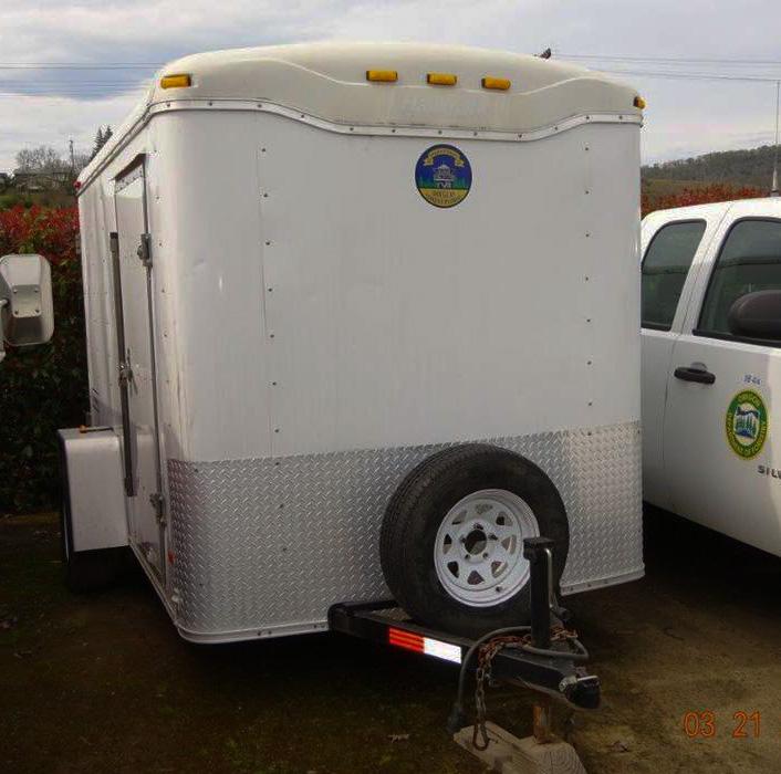 stolen trailer firefighters