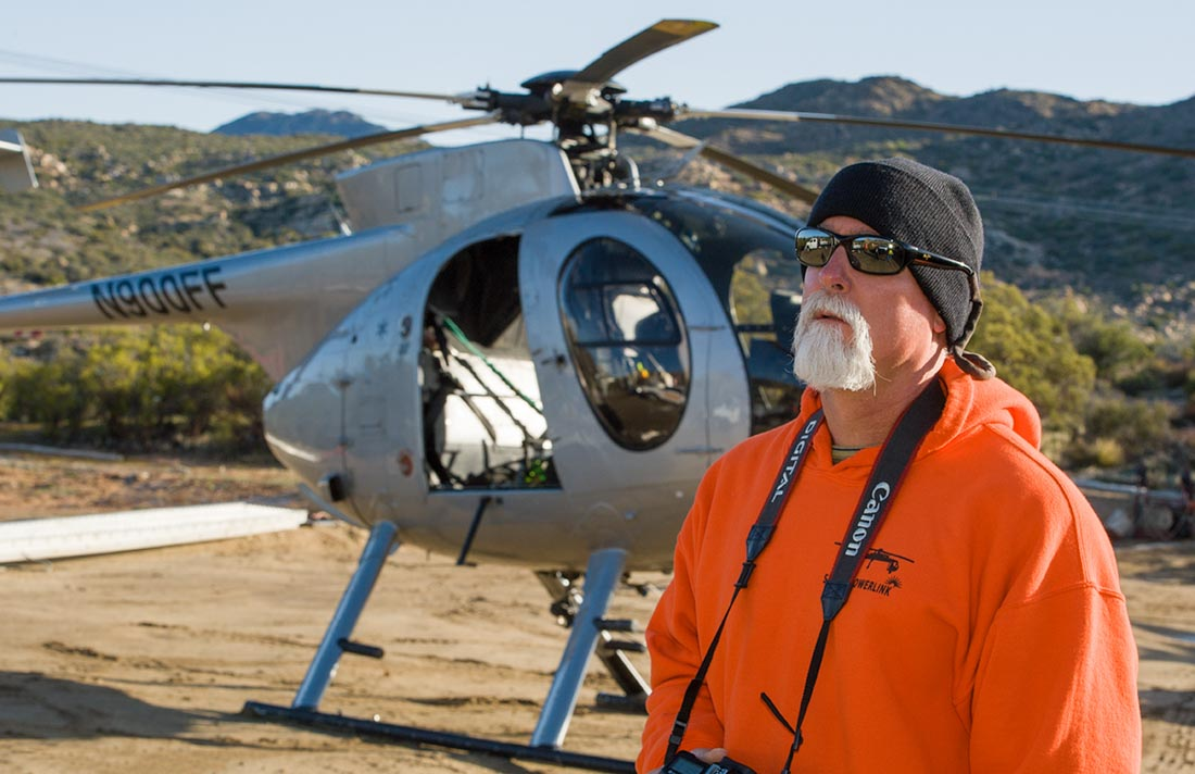 Randy Lyle, Fire Program Manager