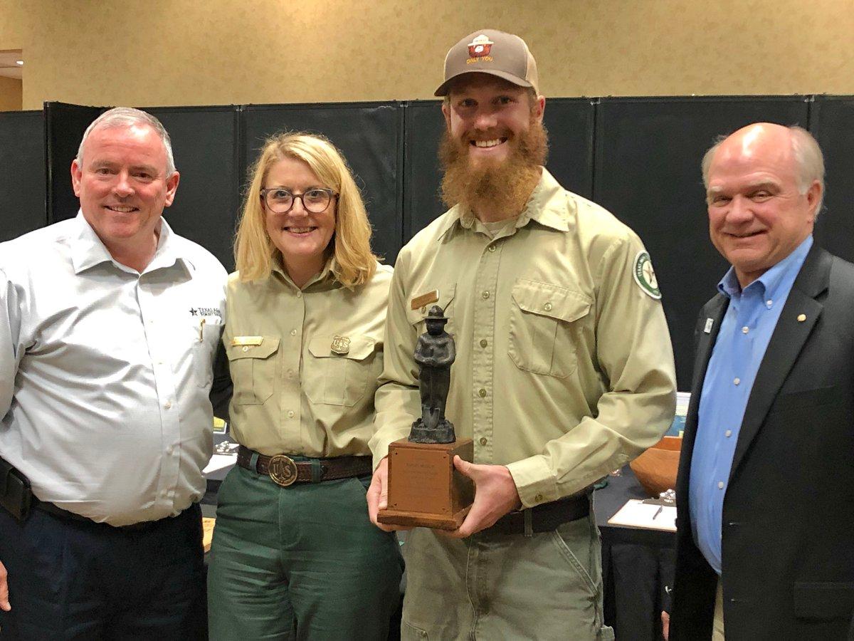 Bronze Smokey Bear Award