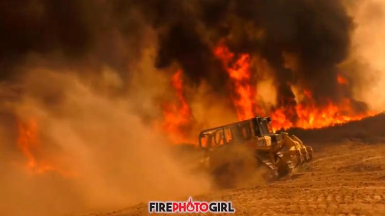 FirePhotoGirl video Tenaja Fire