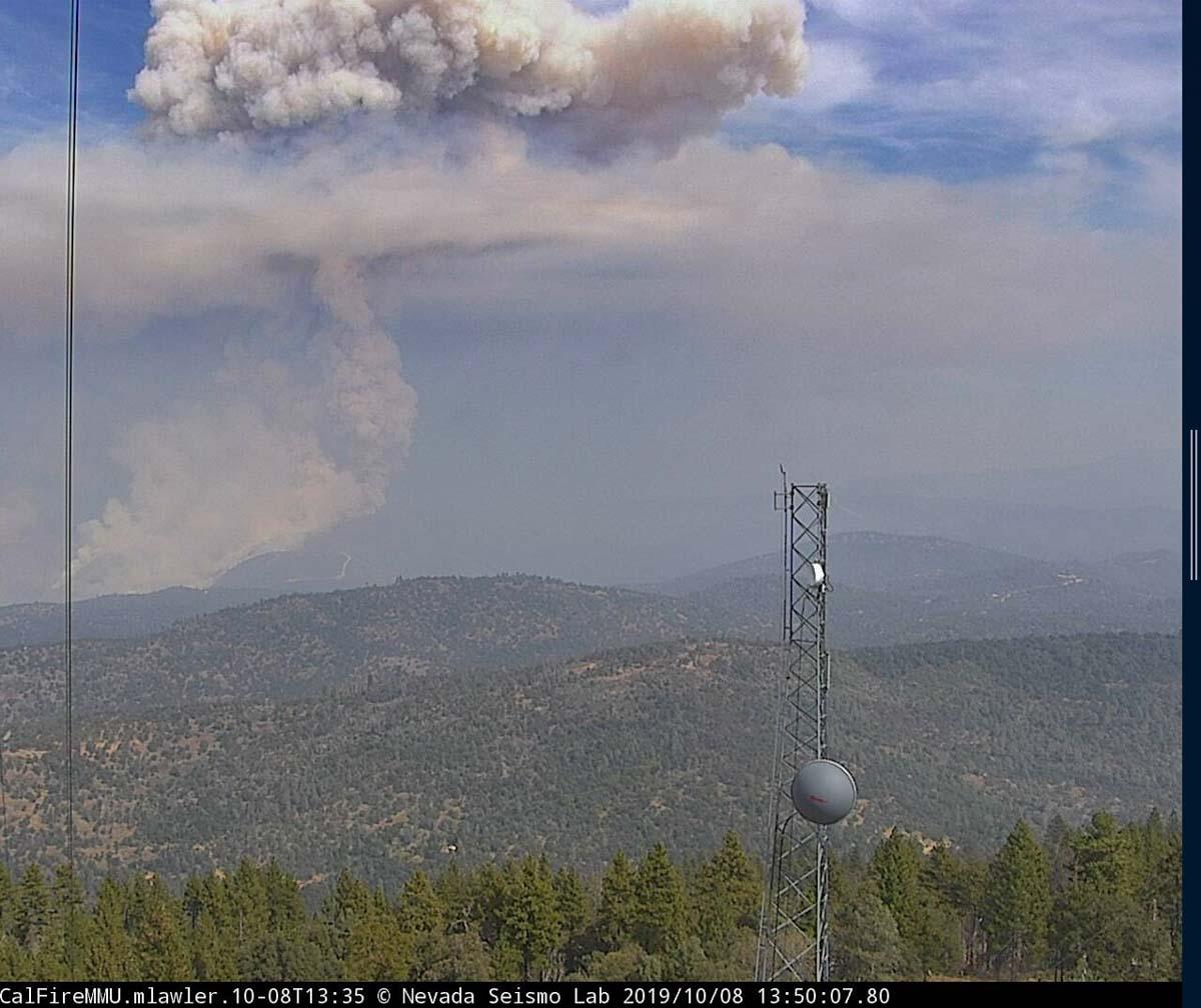 Briceberg Fire