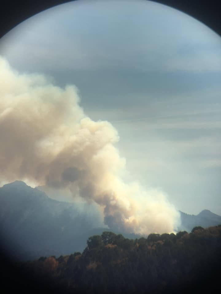 Cow Creek Fire